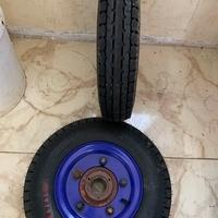 Tube nylon tyres