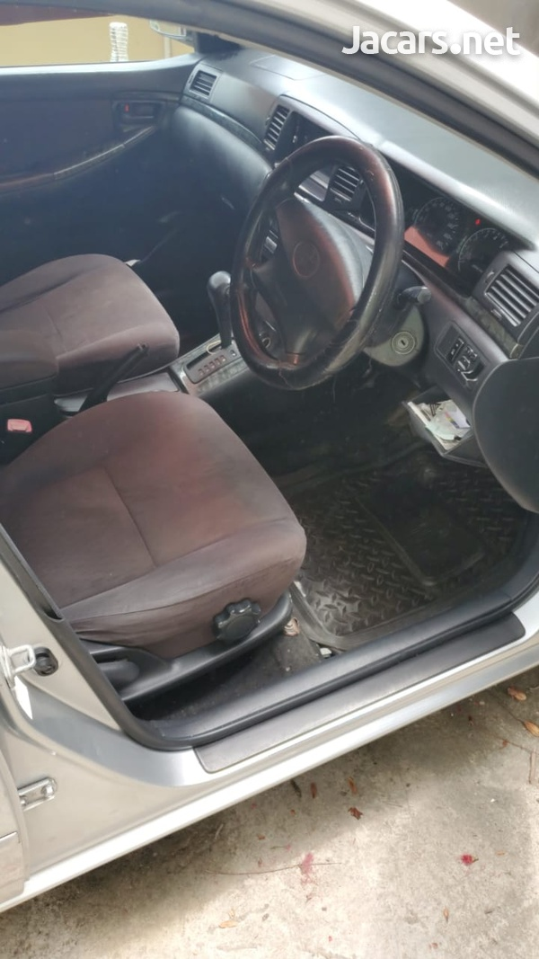 Toyota Fielder 1,5L 2005-5