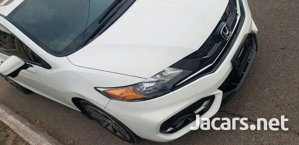 Honda Civic 2,4L 2015-10