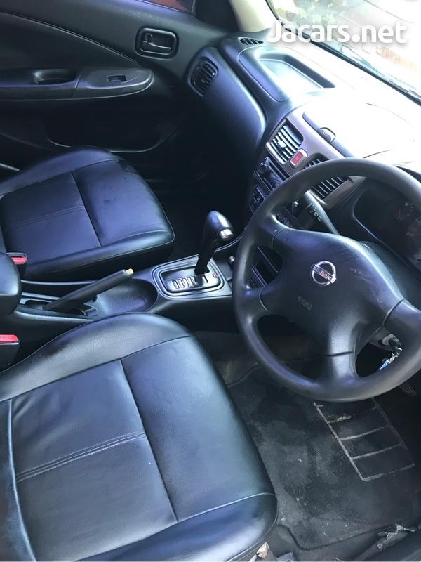 Nissan Sunny 1,5L 2007-6
