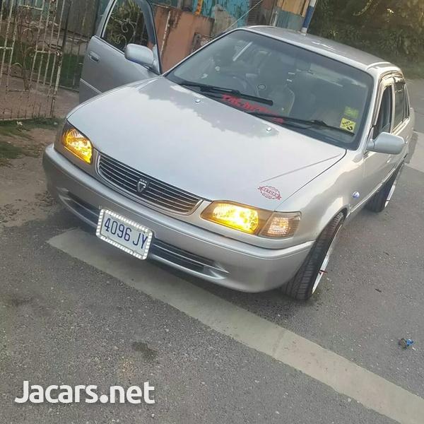 Toyota Corolla 1,3L 1998-4