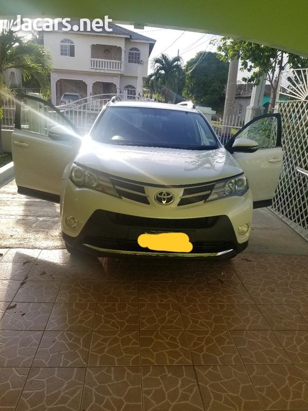 Toyota RAV4 2,5L 2015-2