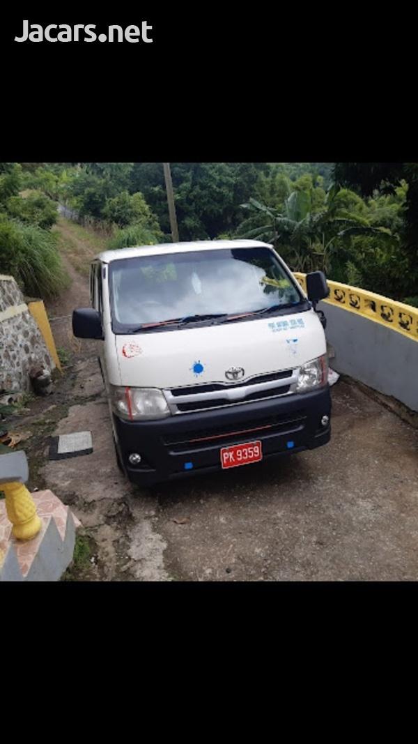 Toyota Hiace 3,0L 2011-4