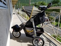 Used 3 Wheeled Baby Stroller
