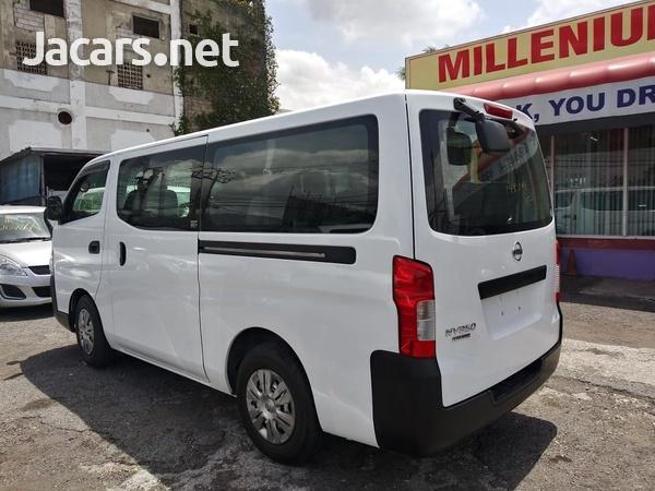 Nissan Caravan 2,3L 2015-13