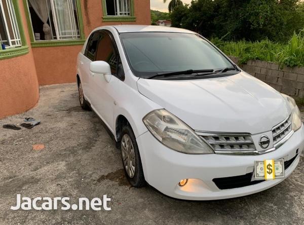 Nissan Tiida 1,9L 2009-3