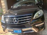 Mercedes-Benz M-Class 3,0L 2013