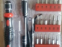 Screwdriver precision set