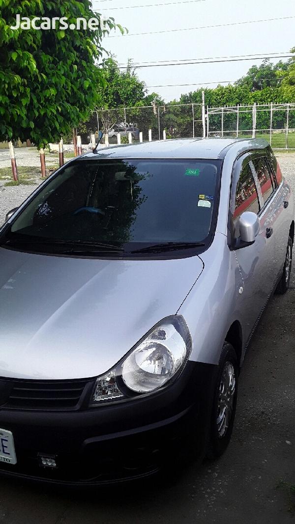 Nissan AD Wagon 1,8L 2014-1