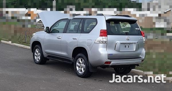 Toyota Land Cruiser Prado 3,0L 2012-16