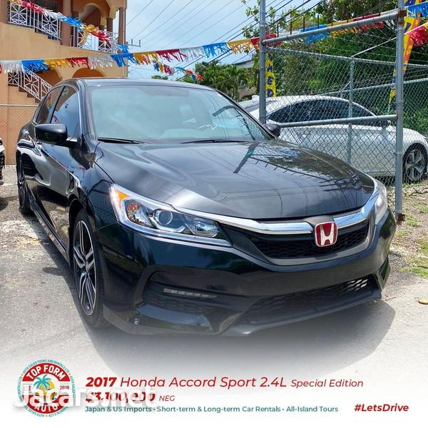 Honda Accord 2,4L 2017-1