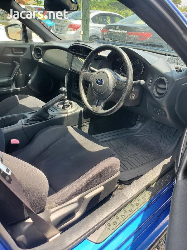 Subaru BRZ 2,0L 2014-6