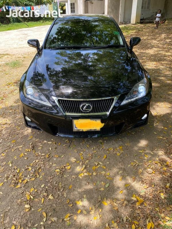 Lexus IS 2,5L 2012-2