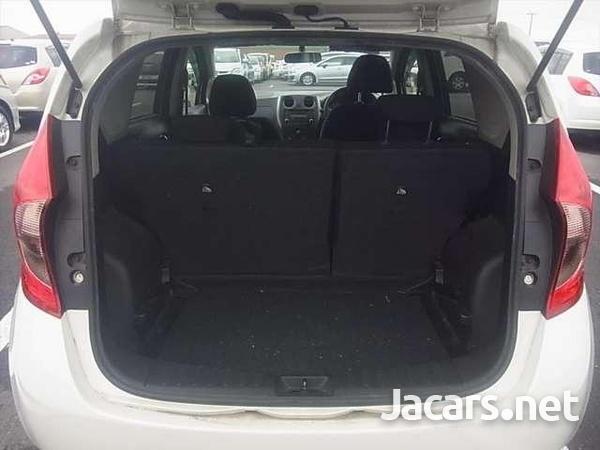 Nissan Note 1,5L 2014-4