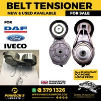 DAF / IVECO / FORD BELT TENSIONER
