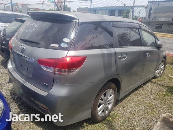 Toyota Wish 1,4L 2010-2