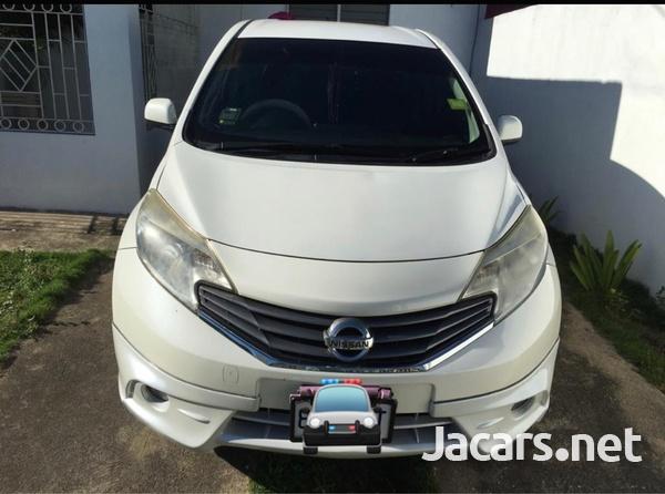 Nissan Note 2,0L 2013-1
