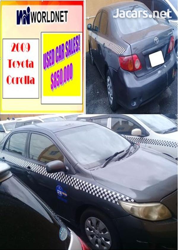 Toyota Corolla 2,0L 2009