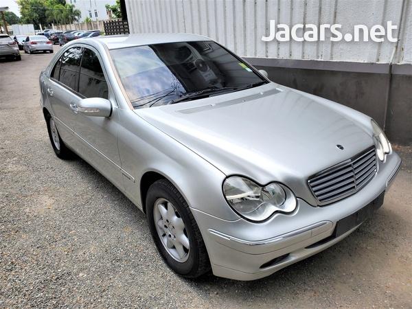Mercedes-Benz C-Class 2,0L 2003-8