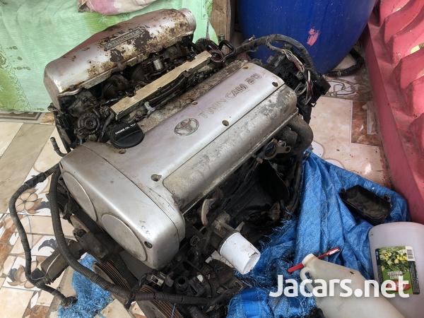 Toyota Trueno Engine-2