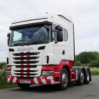 Scania R420 Truck head