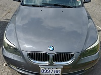 BMW 5-Series 2,5L 2010