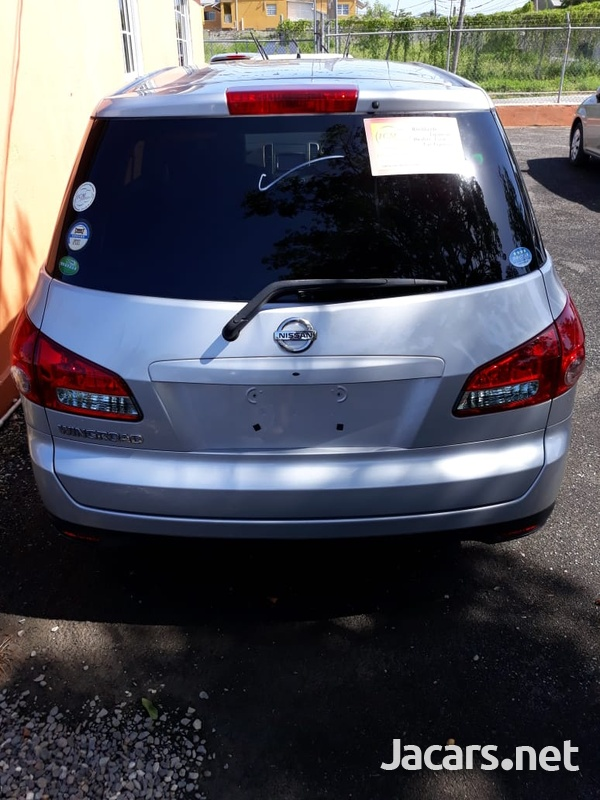 Nissan Wingroad 1,5L 2014-2