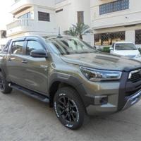 Toyota Hilux 2,9L 2021