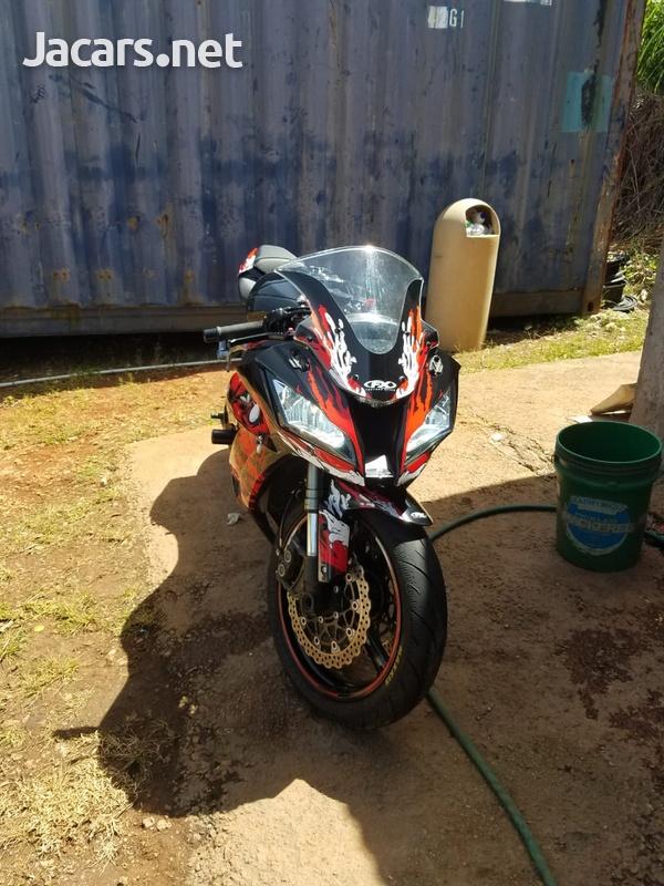 Kawasaki 1000ZX 2011-2