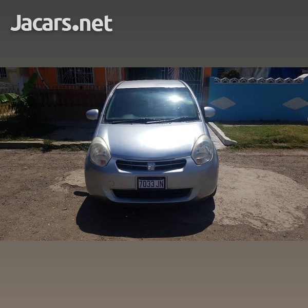 Toyota Passo 0,9L 2014-2
