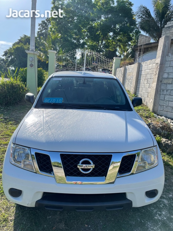 Nissan Frontier 6,1L 2016-3