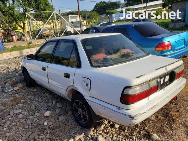Toyota Corolla 1,6L 1991-4