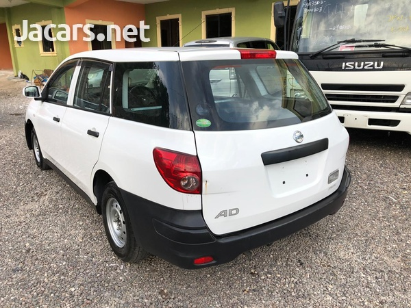 Nissan AD Wagon 1,2L 2014-7