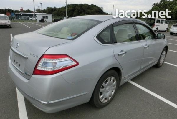 Nissan Teana 2,5L 2013-4