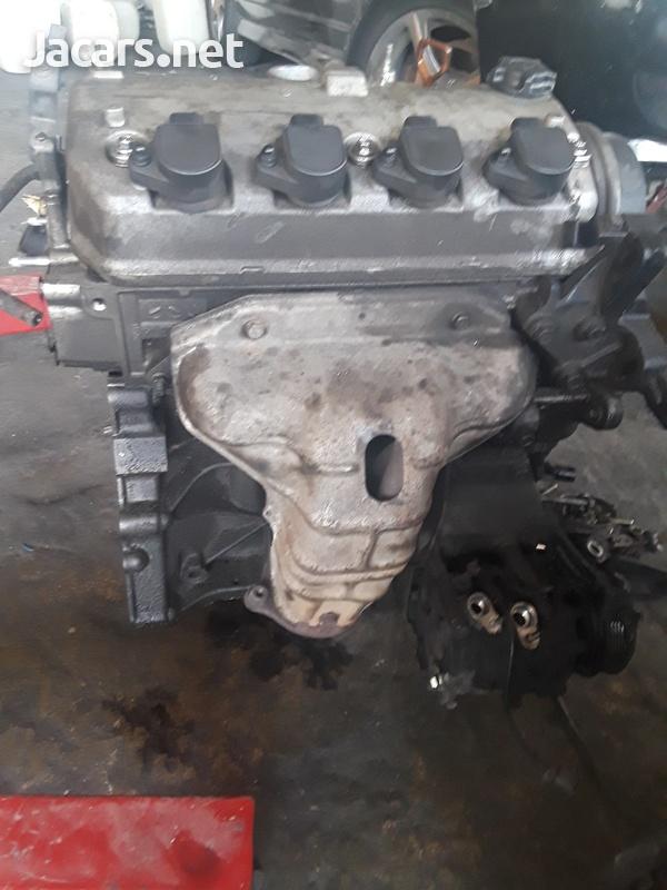 Honda D17 Engine strip-1