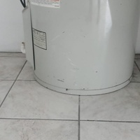 30G wATER HEATER USED