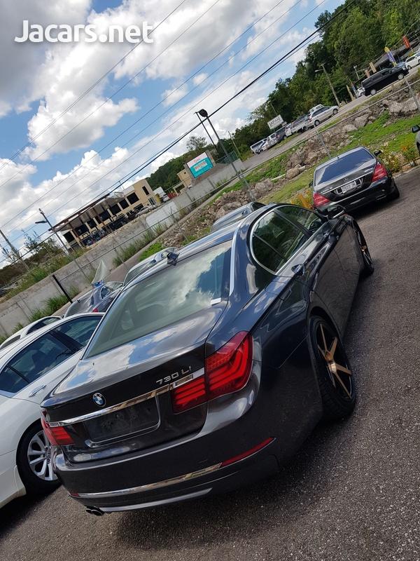 BMW 7-Series 3,0L 2014-5