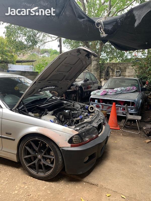 BMW 3-Series 2,5L 2000-7