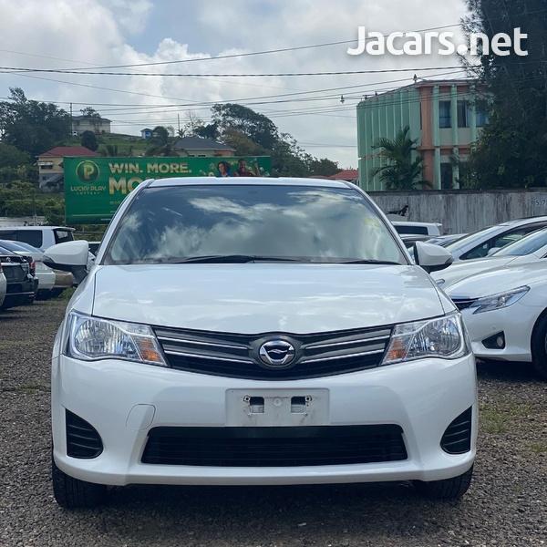 Toyota Axio 1,3L 2014-1