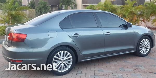 Volkswagen Jetta 1,4L 2012-2