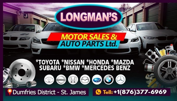 Longmans Motor Sale