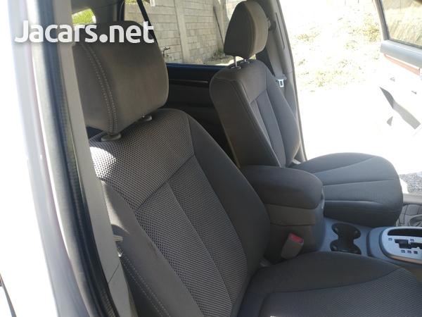 Hyundai Santa Fe 2,2L 2009-7