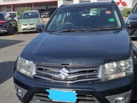 Suzuki Grand Vitara 2,0L 2014