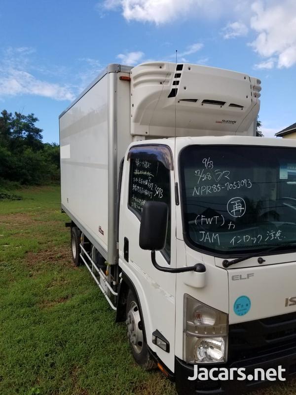 2015 Isuzu Elf Freezer Truck-2