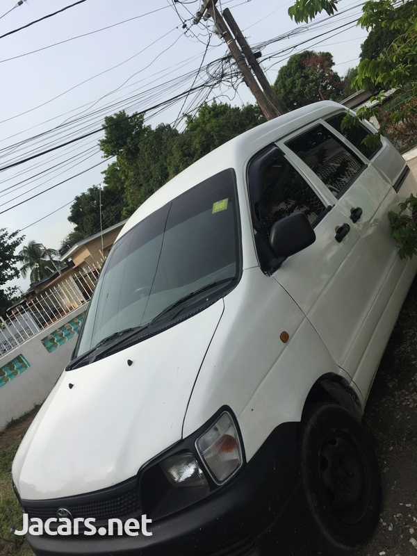 Toyota LiteAce 2,0L 1998-7