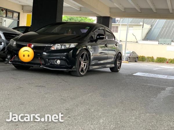 Honda Civic 1,5L 2012-3