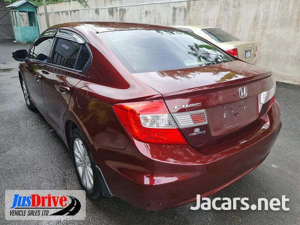 Honda Civic 1,6L 2012-4