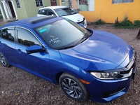 Honda Civic 2,2L 2017