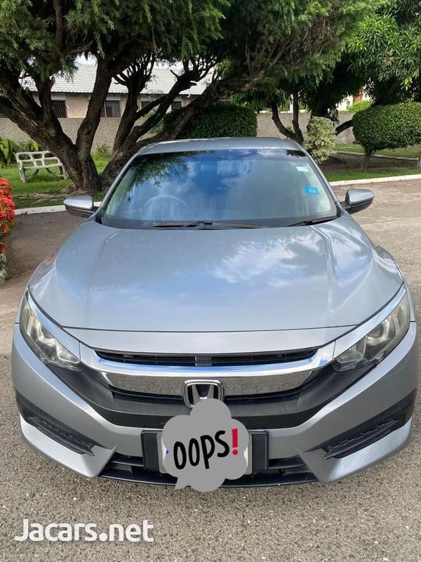Honda Civic 1,6L 2016-5