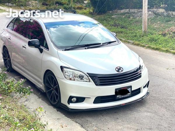 Toyota Mark X 2,4L 2011-10